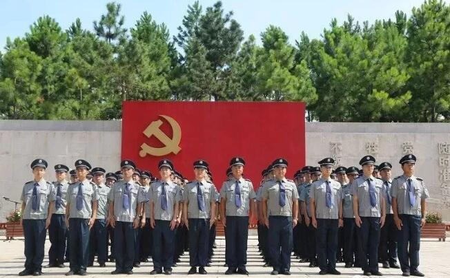 祝贺:浙江省保安行业召开国庆70周年安保主题活动